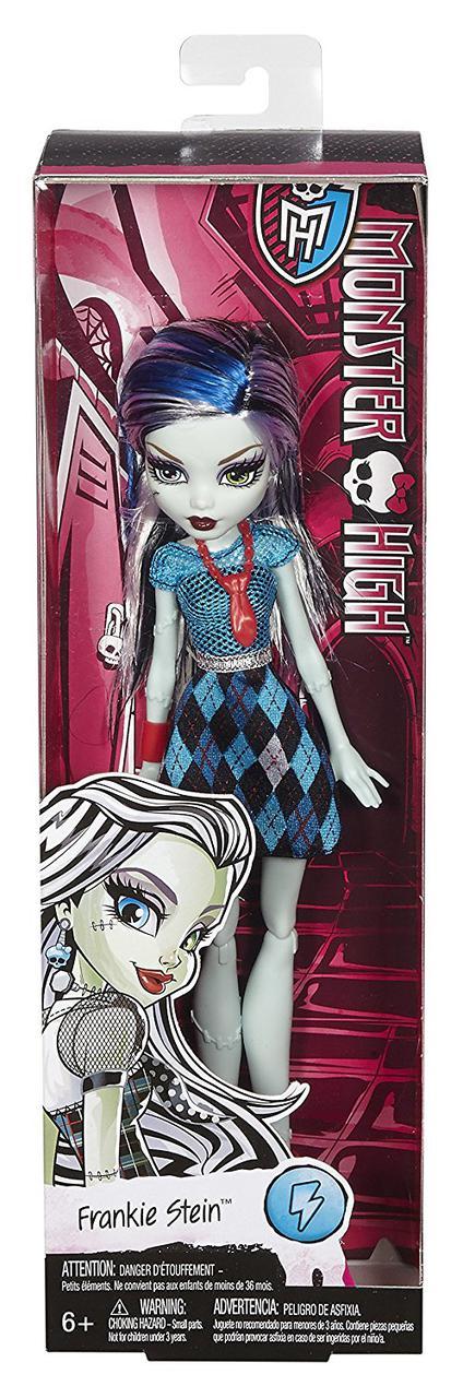 Frankie Stein Monster High Кукла Монстер Хай Фрэнки Штейн Школа монстров