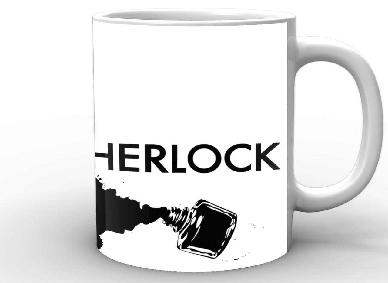Кружка Geek Land Шерлок Холмс Sherlock Шерлок SH.002.31