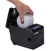WiFi+USB pos термопринтер для печати чеков USB E58, фото 1