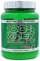 Scitec 100% Whey Protein Isolate 700 g (Шоколад)