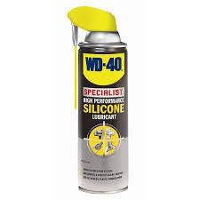 WD40 SILICONE 0,2л