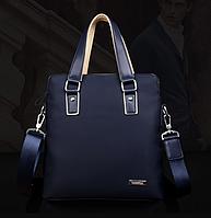 Мужская кожаная сумка. Модель 63178, фото 2