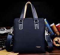 Мужская кожаная сумка. Модель 63178, фото 3