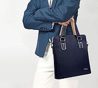 Мужская кожаная сумка. Модель 63178, фото 8