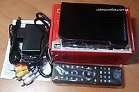 Цифровой ресивер Т2  uClan T2 HDSE Internet (без дисплея)