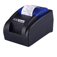 Принтер для чеков блютуз pos термопринтер для планшета  Android и Apple