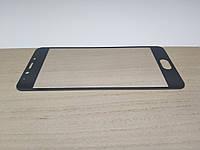 Стекло на весь экран Meizu U10 Black полноэкранное защитное стекло