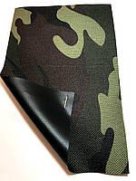 Ткань оксфорд 600 Д камуфляж (командо)