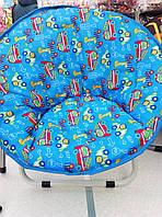 Детское кресло-ракушка