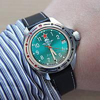 Командирские ВДВ механические часы Восток , фото 1