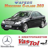 Фаркоп Mercedes w203 (c-class), фото 1