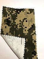 Ткань оксфорд 600 Д камуфляж коттон (пиксель)
