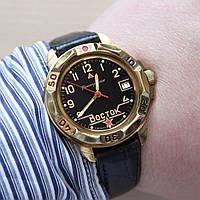 Командирские Восток наручные механические часы , фото 1