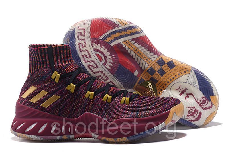 Мужские баскетбольные кроссовки Adidas Crazy Explosive PK Vegas Multi-Color