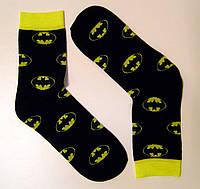 Цветные женские носки бэтмен, фото 1