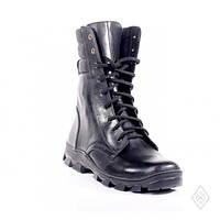 Высокие кожаные ботинки берцы облегченки 42 размер