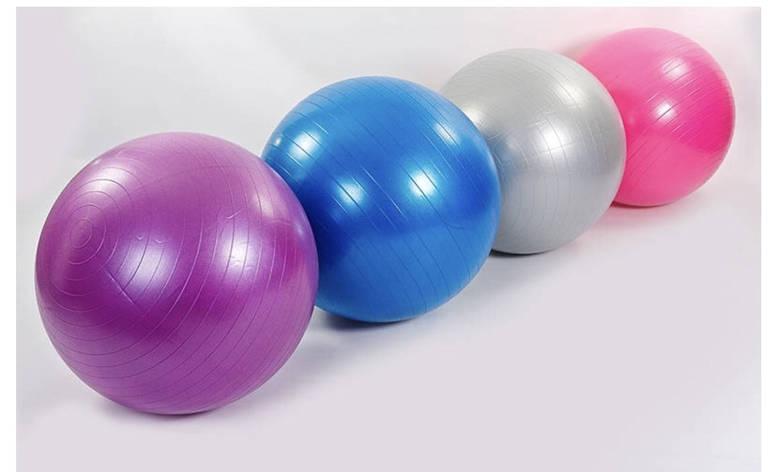 Мяч для фитнеса  диаметр 75 см , фото 2
