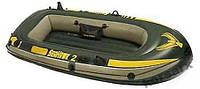 "Надувная лодка Intex ""Sea Hawk 2"" Set 68346 (236х114 см)"