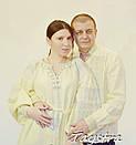Парная одежда вышитая бохо лен для двоих, на свадьбу, вышиванки для семьи, вышиванка лен, этностиль, фото 3
