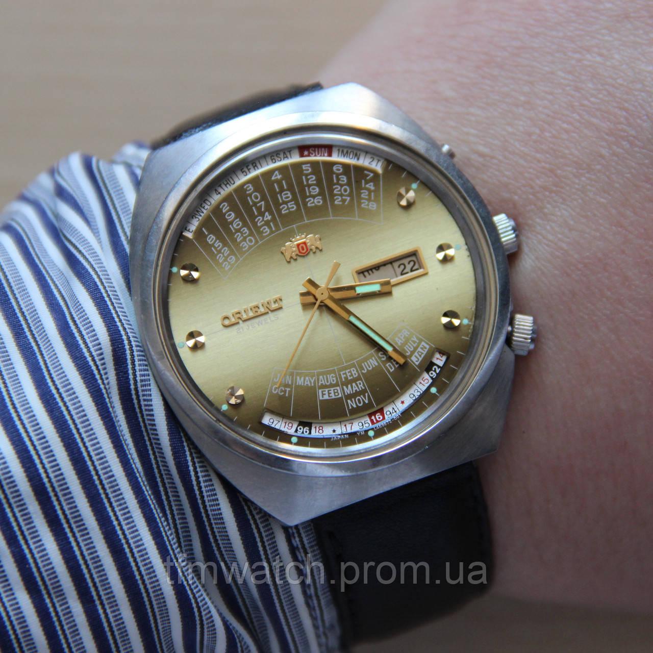 Orient Ориент Колледж мужские японские часы - Магазин старинных 0406f32370b6f