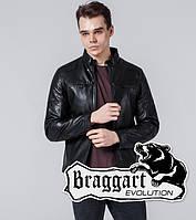 Braggart 1706   Ветровка мужская черный
