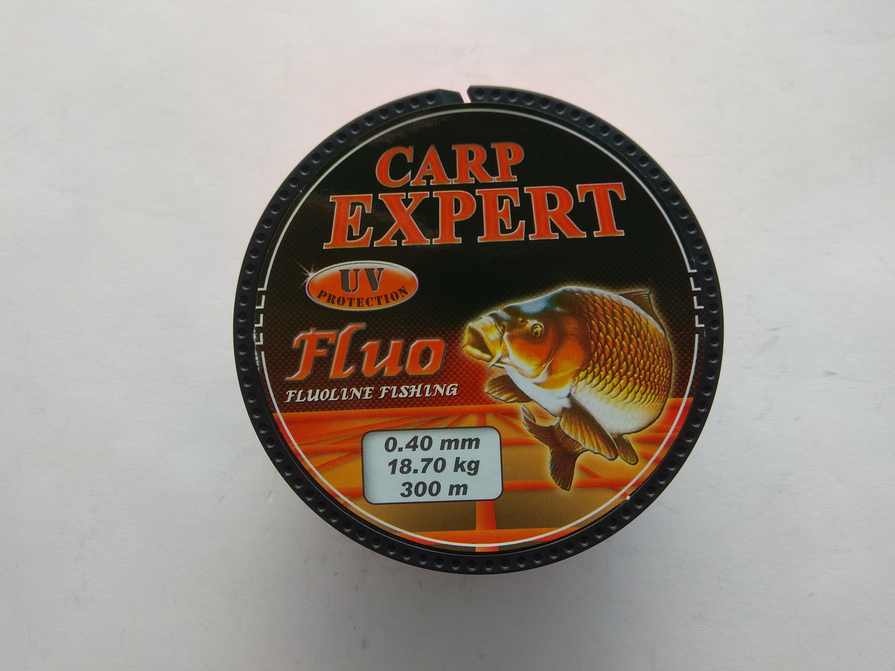 Леска Energofish Carp Expert UV Fluo Orange 300 м 0.30 мм