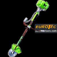 Бензотриммер Riber RB 50, 3.4 кВт, 50 куб.см, триммер для травы бензиновый с ножами и леской, коса