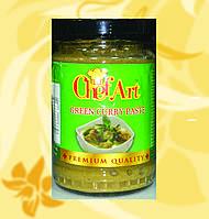 Паста карри зеленая, Chef Art,  240г, Фо