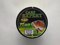 Леска Energofish Carp Expert UV Fluo Yellow 300 м 0.30 мм, фото 1