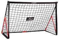 Футбольные ворота HUDORA FoldUp 180х120 см с сумкой для транспортировки