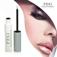 Сыворотка для роста ресниц FEG eyelash enhancer - оригинал с голограммой!