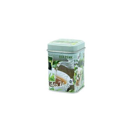 Маленькая баночка для чая и кофе Путь к чаю, 25г ( контейнер для сыпучих ), фото 2