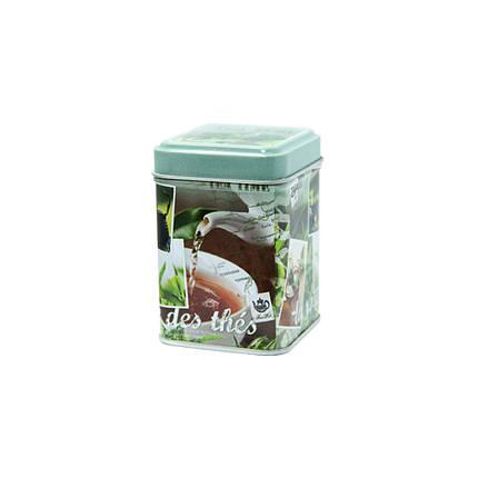 Баночка для чая и кофе Путь к чаю, 50г ( контейнер для сыпучих ), фото 2