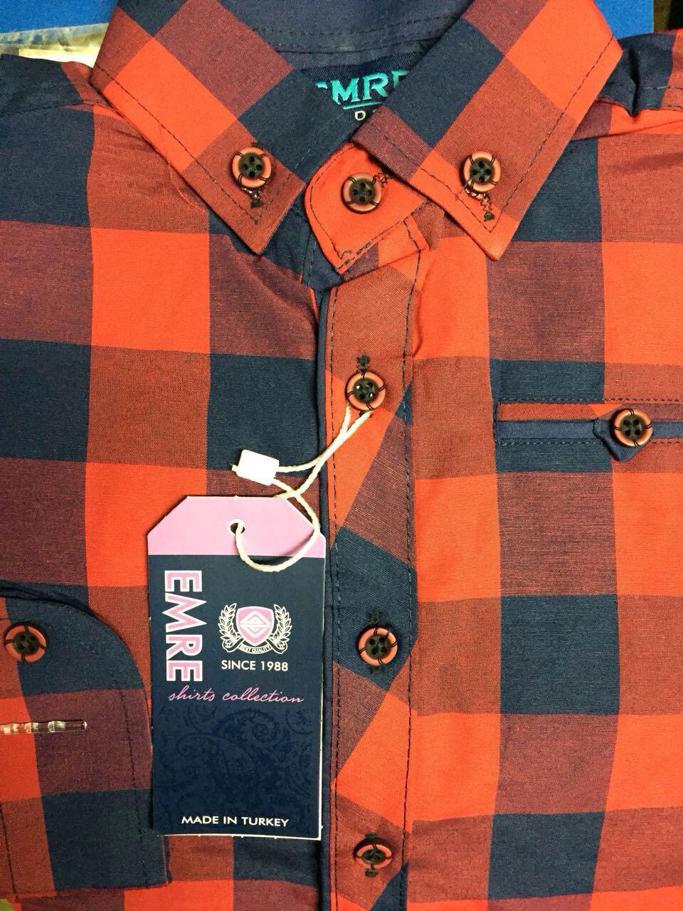 Рубашка подростковая на мальчиков 6-9, 9-12 летв клетку