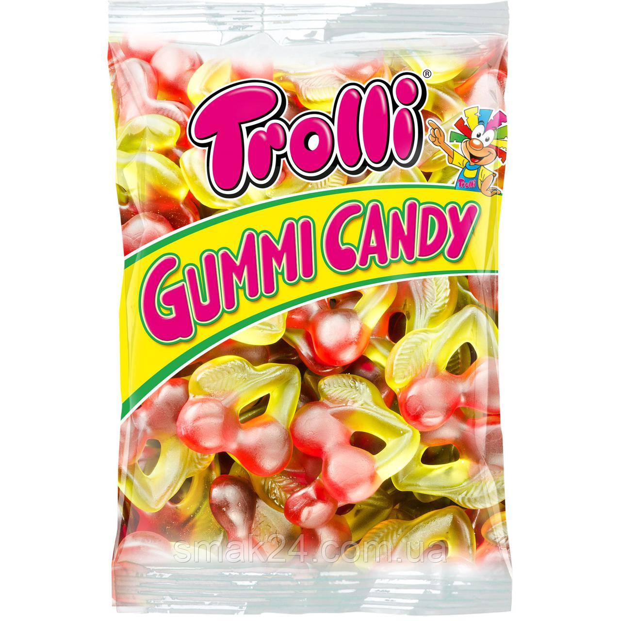 Желейные конфеты Trolli Вишенки Германия 1000 кг