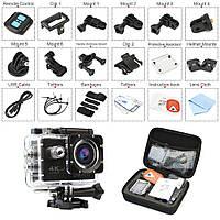 Экшн-камера DMYCO 4K  WiFi UHD 4K/30fps