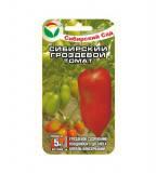Семена Томат детерминантный  Сибирский Гроздевой  20 семян Сибирский Сад