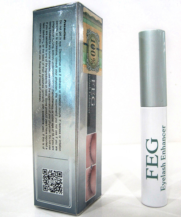 Средство для роста ресниц FEG eyelash enhancer - оригинал с голограммой!
