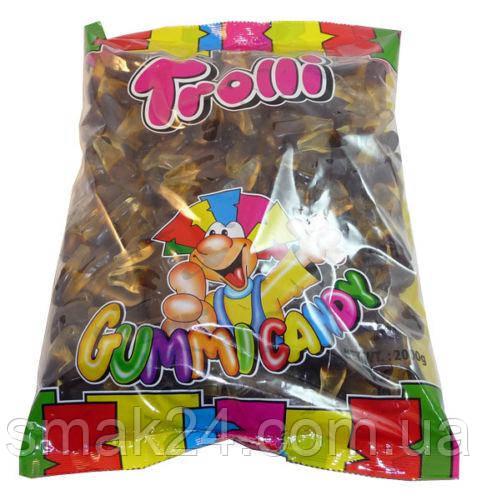 Желейные конфеты Trolli Кола Германия 1000 кг