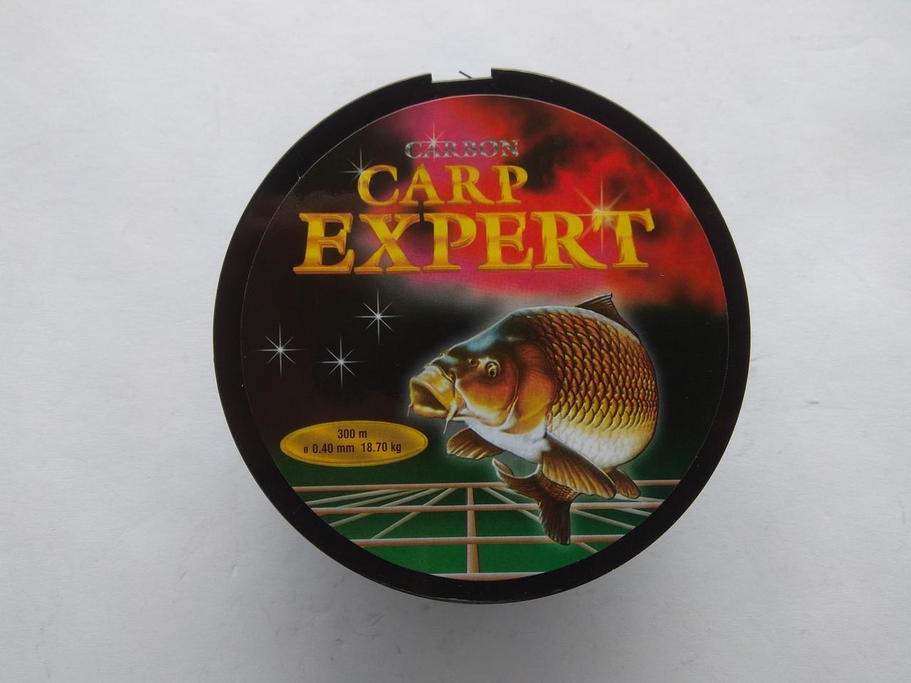 Леска Energofish Carp Expert Carbon 300 м 0.35 мм