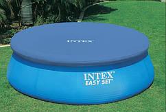 Intex 28022 тент для бассейн д.366 см