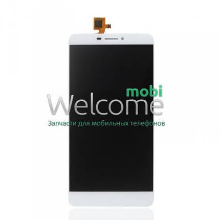 Модуль Bluboo Dual white дисплей экран, сенсор тач скрин Блюбу, фото 2