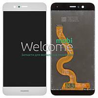 Модуль Huawei Nova 2 Plus white дисплей экран, сенсор тач скрин Хуавей Хуавэй Нова