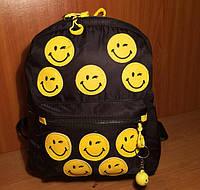 Рюкзак эко - кожа SMILE