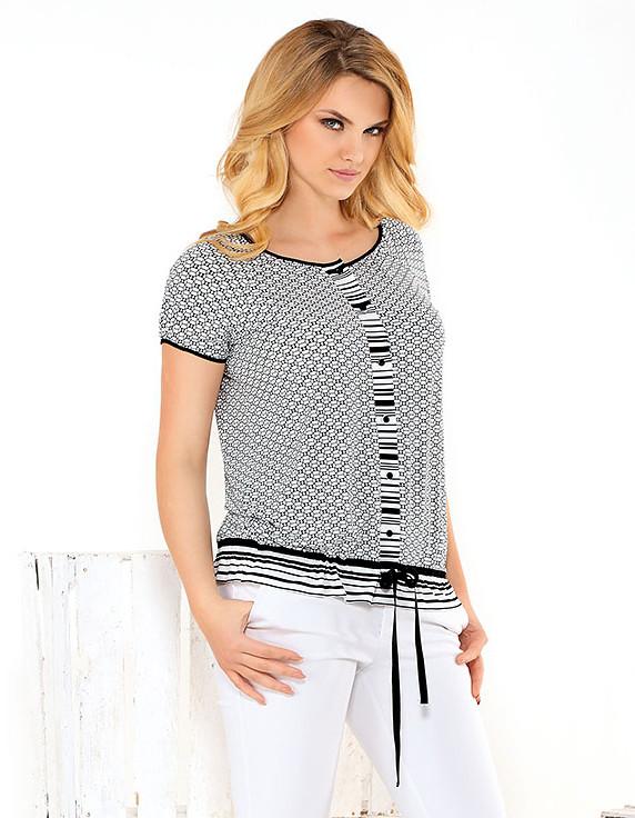 Летняя блуза Leda Top-Bis, коллекция весна-лето