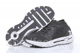Мужские кроссовки Under Armour HOVR Phantom Black White
