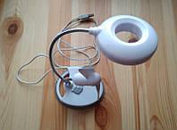 Настольная LED лампа с вентилятором 2 в 1, фото 1