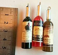Миниатюрные бутылочки вина