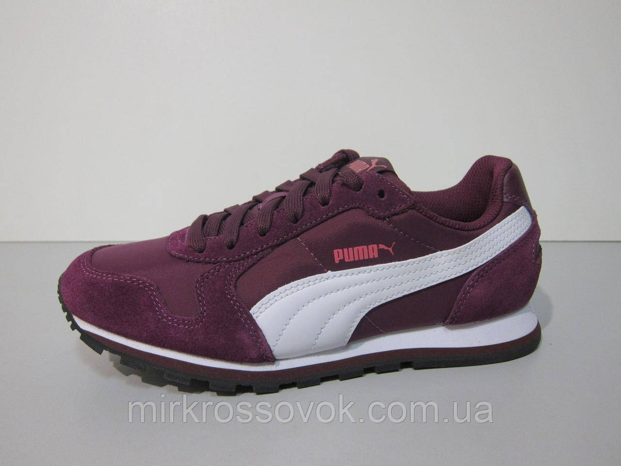 Кроссовки Puma RUNNER NL DARK PURPLE-PUMA WHITE (35673845) (оригинал ... 607c74e27e4