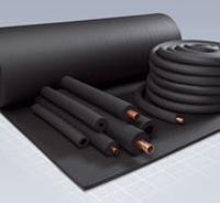 Трубная изоляция на основе каучука толщина 19 мм, диаметр 22 мм 2м